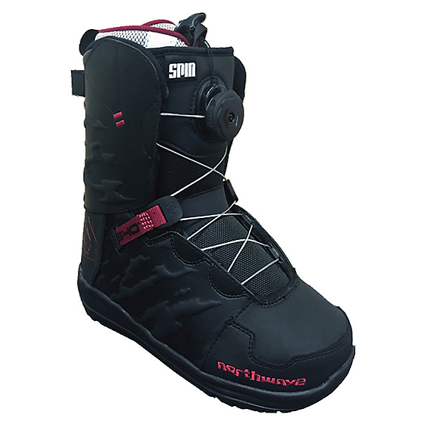 Northwave Helix Spin Womens Snowboard Boots, , 600