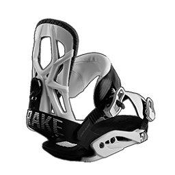 Drake Fifty Snowboard Bindings, White, 256