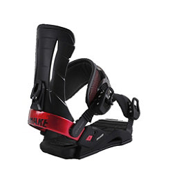Drake Super Sport Snowboard Bindings, Black, 256