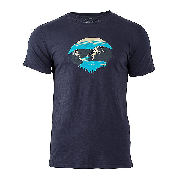 United By Blue Park Layers Mens T-Shirt, , 600