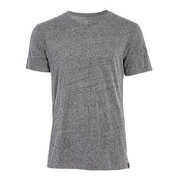 United By Blue Standard V-Neck Mens T-Shirt, Grey, 256