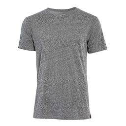 United By Blue Standard V-Neck Mens T-Shirt, Grey, 256
