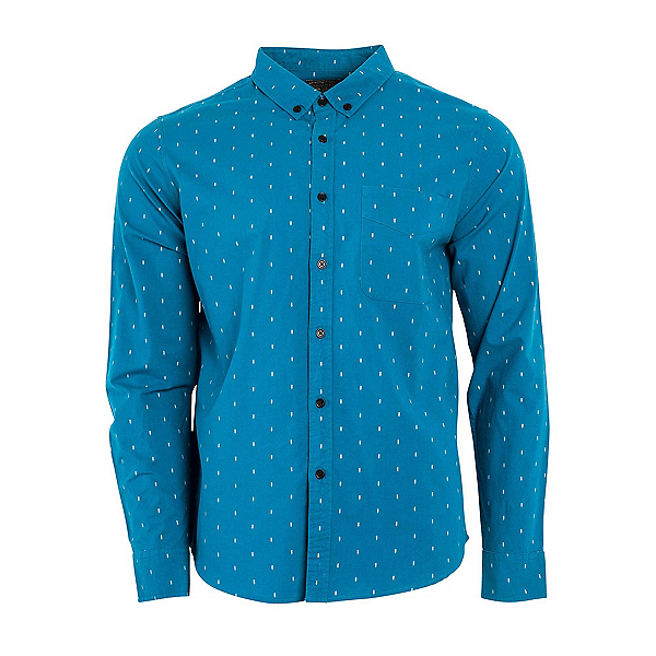 United By Blue Pine Grove Mens Shirt, Blue, 600