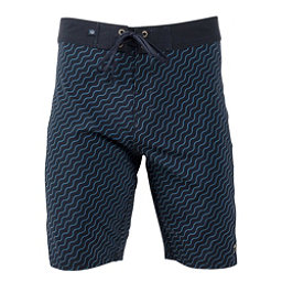 United By Blue Stillwater Mens Board Shorts, Navy, 256