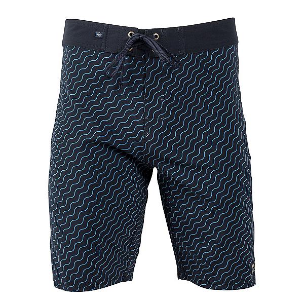 United By Blue Stillwater Mens Board Shorts, Navy, 600