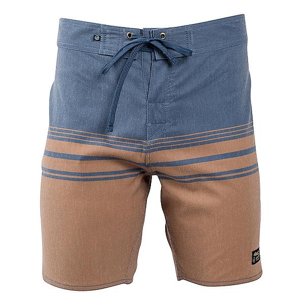 United By Blue Backwater Mens Board Shorts, Tan, 600