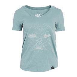 United By Blue Canoe Womens T-Shirt, , 256