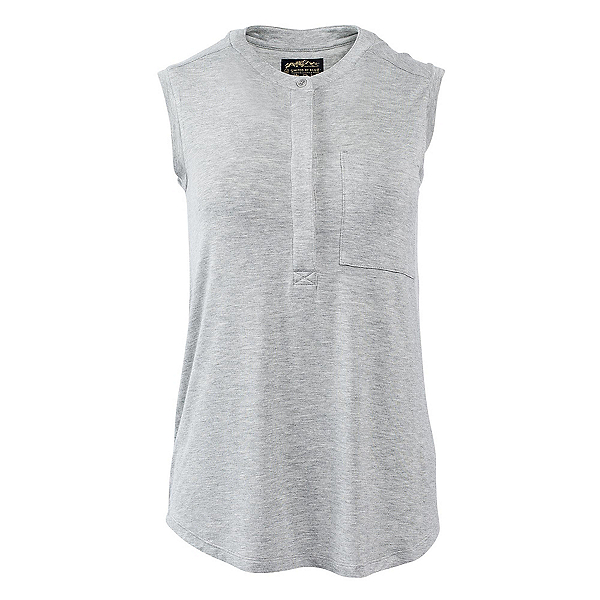 United By Blue Avalon Tank Womens Shirt, Grey, 600