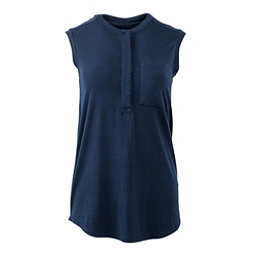 United By Blue Avalon Tank Womens Shirt, Navy, 256