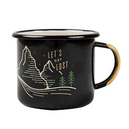 United By Blue Get Lost Enamel Steel Mug 2018, , 256