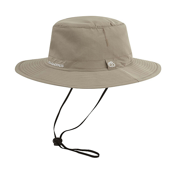 Craghoppers Nat Geo Nosilife Outback Hat, Pebble, 600