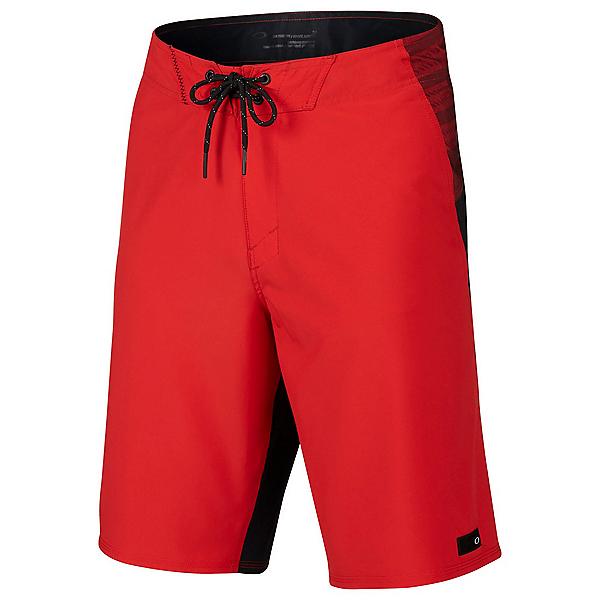 Oakley Sidetrack 21 Mens Board Shorts, Red Line, 600