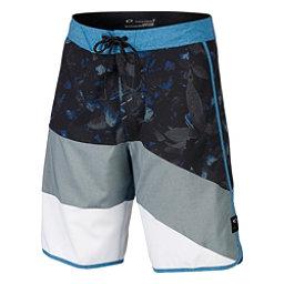 Oakley Trancas 20 Mens Board Shorts, Stone Gray, 256