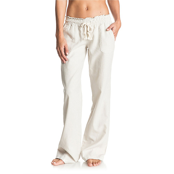 Roxy Oceanside Womens Pants, Stone, 600