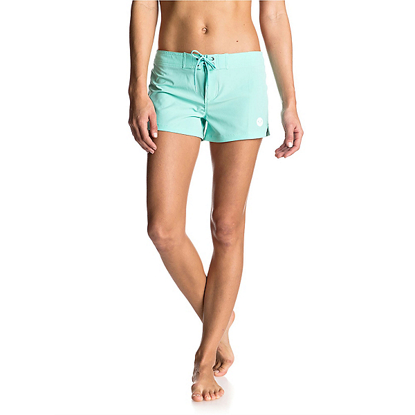 Roxy To Dye 2 Womens Board Shorts, Pastel Turquoise, 600