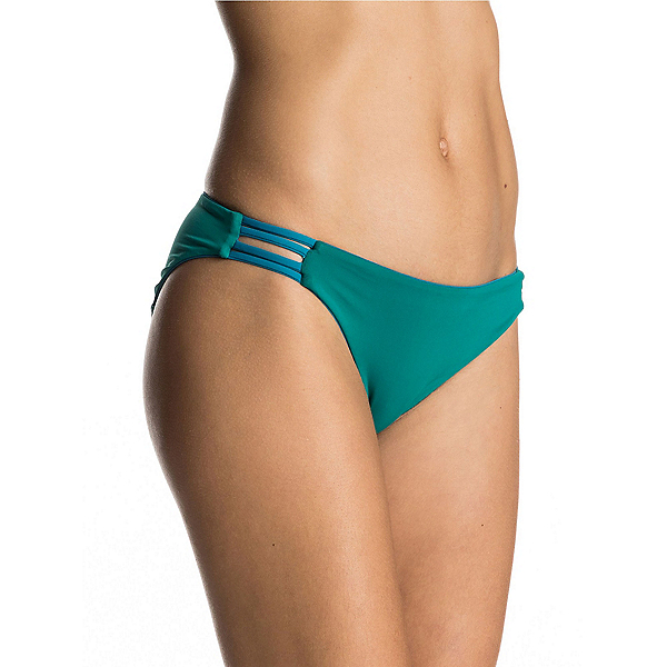Roxy Strappy Love Reversible 70's Bathing Suit Bottoms, , 600