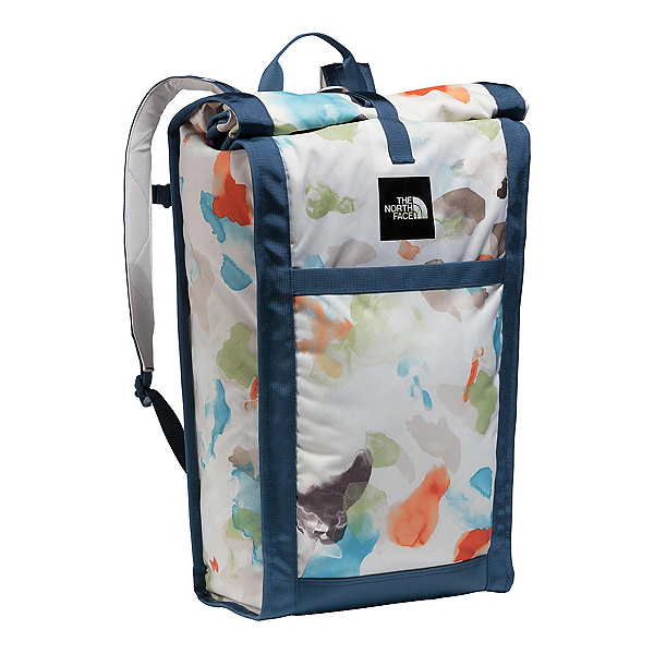 The North Face Homestead Waterproof Roadsoda Pack (Previous Season), Vintage White Sparse Mo Print-, 600