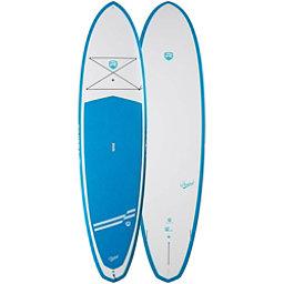 Riviera Paddlesurf Original 10'6 Recreational Stand Up Paddleboard 2017, Cyan, 256