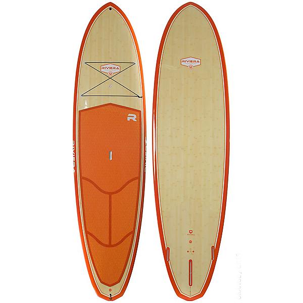 Riviera Paddlesurf Select 10'6 Recreational Stand Up Paddleboard, Orange, 600