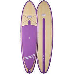 Riviera Paddlesurf Select 10'6 Recreational Stand Up Paddleboard, Purple, 256