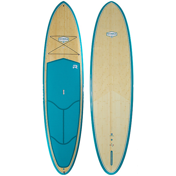 Riviera Paddlesurf Select 11'6 Recreational Stand Up Paddleboard 2017, Turquoise 2, 600