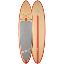 Riviera Paddlesurf Select 11'6 Recreational Stand Up Paddleboard, Orange, 256
