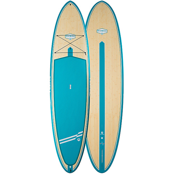 Riviera Paddlesurf Select 11'6 Recreational Stand Up Paddleboard, Turquoise, 600