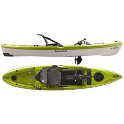 Hurricane Skimmer 120 Propel Sit On Top Kayak 2017, Green, 256
