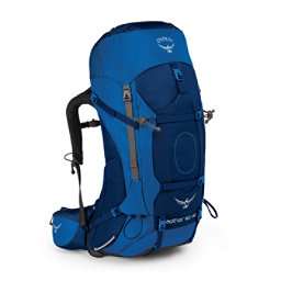 Osprey Aether AG 60 Backpack 2017, Neptune Blue, 256