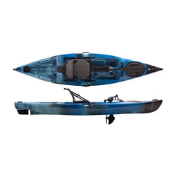 Liquidlogic Manta Ray Propel 12 Kayak 2017, Blue Lagoon, 256