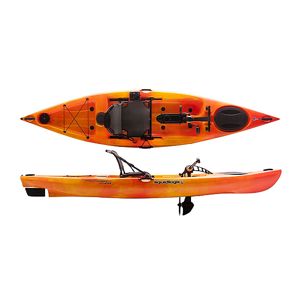 Liquidlogic Manta Ray Propel 12 Kayak, Sunburst, 600
