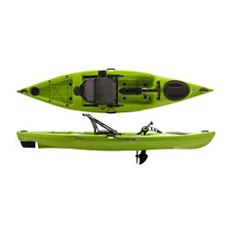 Liquidlogic Manta Ray Propel 12 Kayak, Wasabi Green, 256