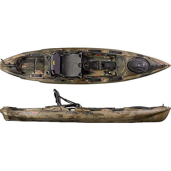 Ocean Kayak Prowler Big Game Angler II Kayak 2019, Brown Camo, 600