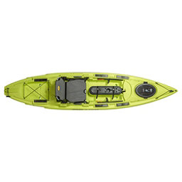 Ocean Kayak Prowler Big Game Angler II Kayak 2018, Lemongrass, 256