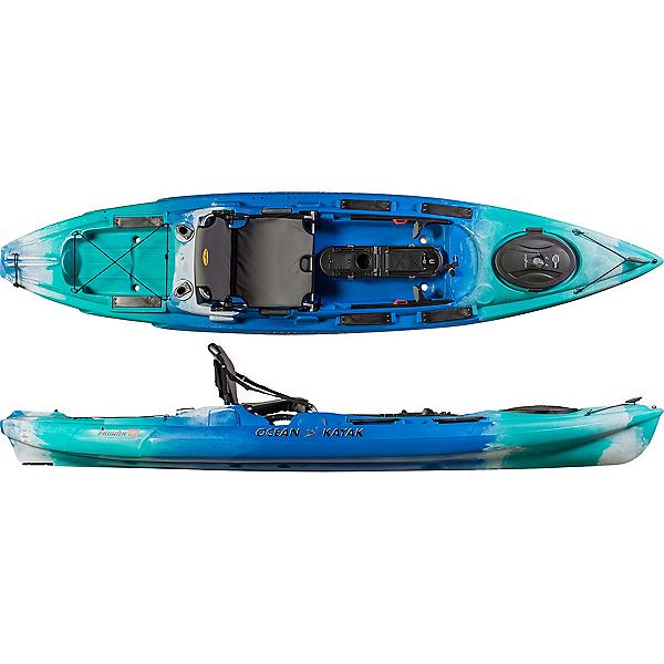 Ocean Kayak Prowler Big Game Angler II Kayak 2019, Seaglass, 600
