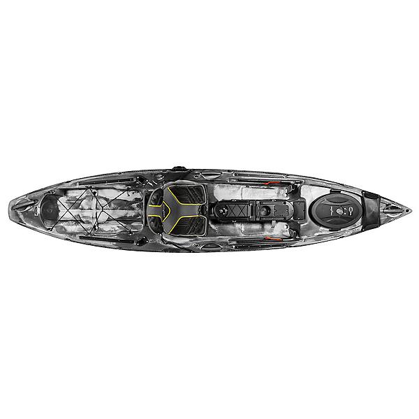 Ocean Kayak Trident 11 Angler Kayak, Urban Camo, 600