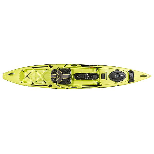 Ocean Kayak Trident 13 Angler Kayak, Lemongrass, 600