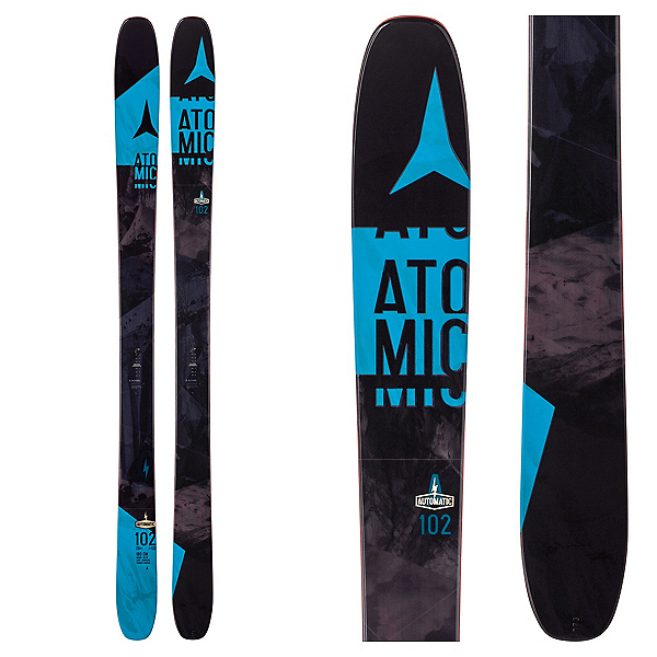 Atomic Automatic 102 Skis, , 600