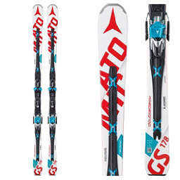 Atomic Redster Doubledeck 3.0 GS Race Skis with X 12 TL Bindings, , 256