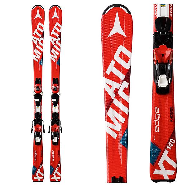 Atomic Redster Jr. Edge Junior Race Skis with XTE 7 Bindings, , 600