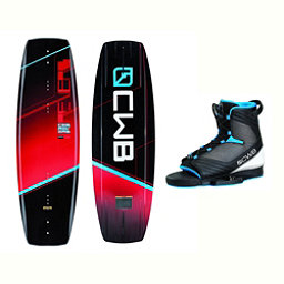CWB Reverb Wakeboard With Optima 2 Bindings 2017, 141cm, 256