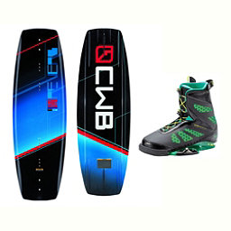 CWB Reverb Wakeboard With MD Bindings 2017, 136cm, 256