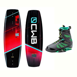 CWB Reverb Wakeboard With MD Bindings 2017, 141cm, 256