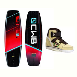 CWB Reverb Wakeboard With Howl Bindings 2017, 131cm, 256
