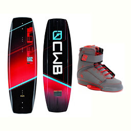 CWB Reverb Wakeboard With Odyssey Bindings 2017, 131cm, 256