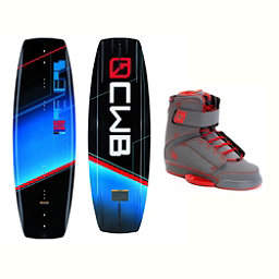 CWB Reverb Wakeboard With Odyssey Bindings 2017, 136cm, 256
