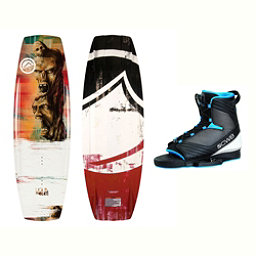 Liquid Force RDX Wakeboard With Optima 2 Bindings 2017, 142cm, 256