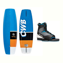 CWB Reverb Blem Wakeboard With Optima Bindings 2017, , 256