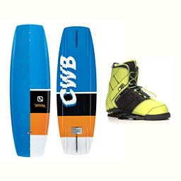 CWB Reverb Blem Wakeboard With LTD Faction Bindings 2017, , 256