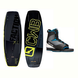 CWB Faction Blem Wakeboard With Optima Bindings 2017, , 256